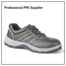 PU-Einspritzungs-Breathable Sommer-Sicherheits-Arbeitsschuhe