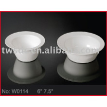 """Fedora Hat"" ceramic bowl (No.W0114)"