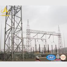 Estructura de Subestación de Acero (750kV)