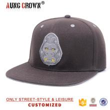 6 tampas de snapback de painéis / bonitão snapback cap / custom snapback sport cap