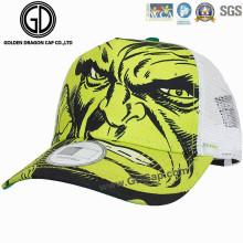 Top Quality Customized Printing Sports Baseball Cap & Trucker Hat