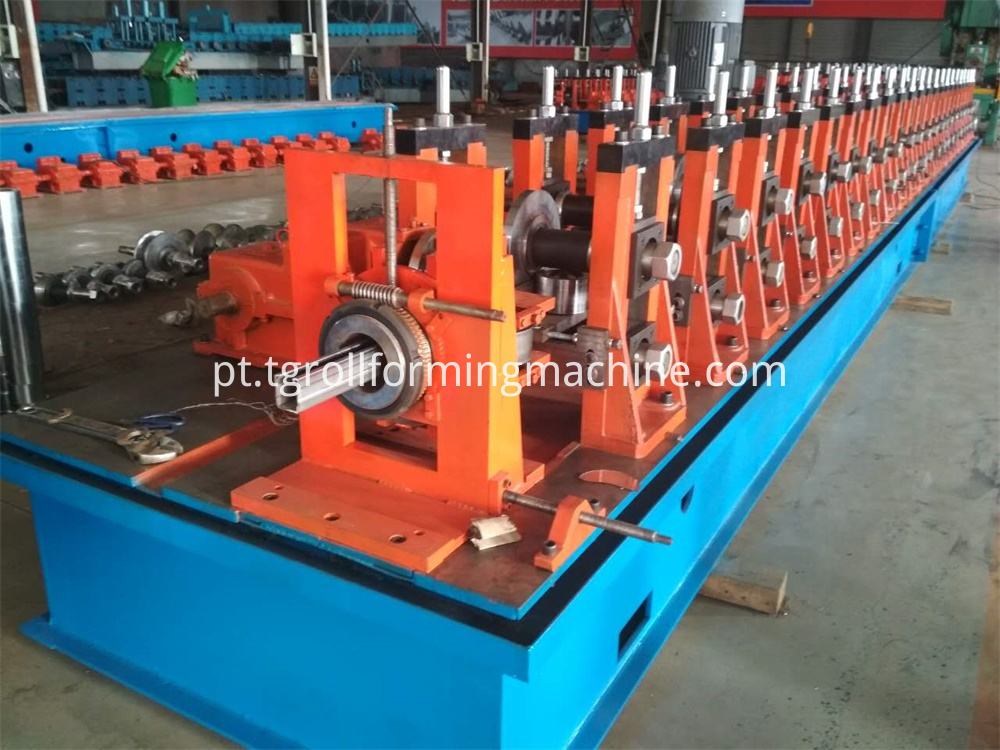 Solar Rack Roll Forming Machine
