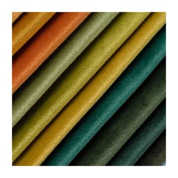 DEQI Eco-friendly Velvet Fabric Soft Fleece Fabric Textile for Bags Clothes Sofa Cushion High Quality Fleece Fabric
