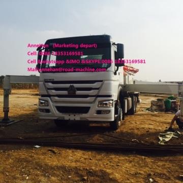 Camion pompe à béton Sinotruk howo 6x4 38m