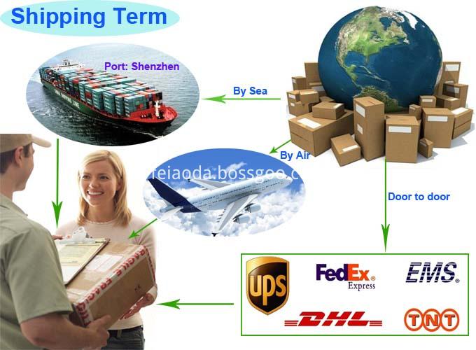 shipping