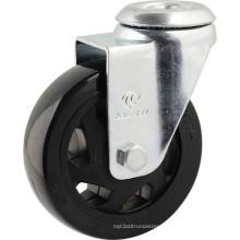 Medium Duty Type PVC Bolt Hole Type Caster Wheels (KMx6-M14)
