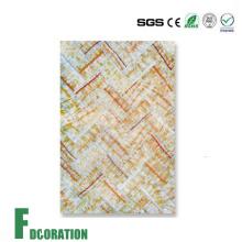 ЭКО панели ПВХ мраморная стена для стены декоративной