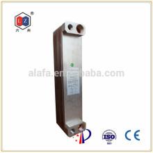 Jiangyin 6z compact brazed intercambiador de calor