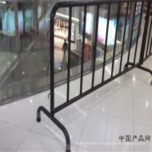 Clôture mobile de construction portative de clôture de vente chaude