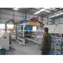 Nueva tecnología de la máquina de moldeo de ladrillo venta caliente en China de bajo costo alto rendimiento