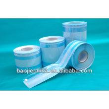 Surgical Instrumnets Sterilization Packaging Gusseted Reel