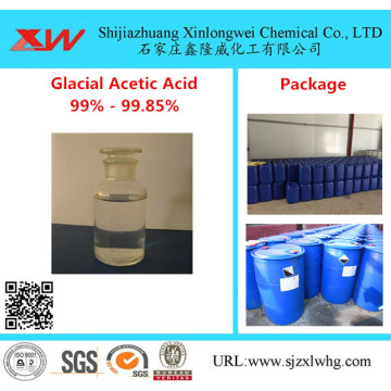 Bulk Glacial Acetic Acid Price