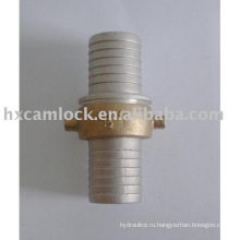 Алюминиевый штырь-наконечник шланга хвостовик