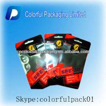 Impressão por atacado tampa do telefone Móvel de alta qualidade sacos de plástico