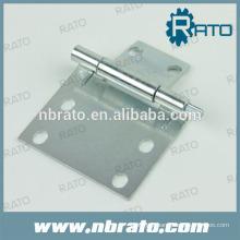 Charnière amovible en acier inoxydable poli-droite RH-203