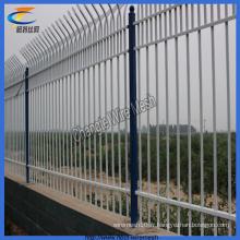 Haute qualité de belle clôture communautaire