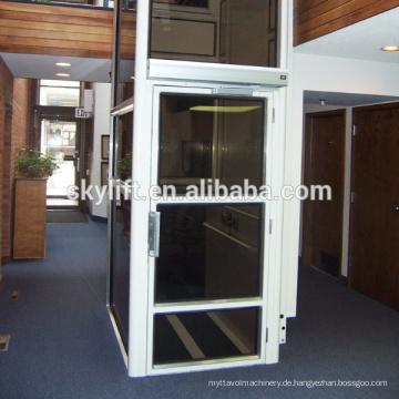 Kleiner Home Rollstuhl Elevator Lift für ältere und behinderte Menschen