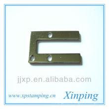 Plaques chauffantes en métal personnalisé
