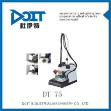 Caldeira de vapor elétrica DT-75 industrial com máquina de ferro a vapor