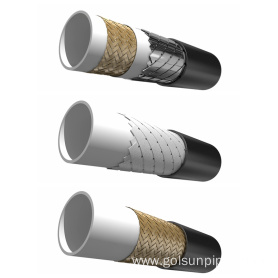 Unbonded Flexible Composite Pipe