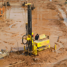 Best sell wagon water well drill rig