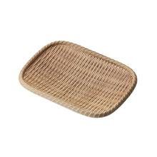 Melamine Wooden Like Plate/Sushi Plate/Rectangle Plate (NK13713-08)