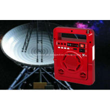 Neue Solar-Radio-Kassette mit Display-Portable-Lautsprecher