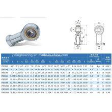 Inch Bearing Rod End Joint Thread Bearing Phsb12