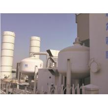 качественная промышленная кислородная генераторная установка высокой чистоты VPSA