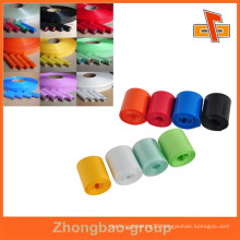 Very beautiful customizable heat sensitive shrinkable battery shrink tube with colorful printing