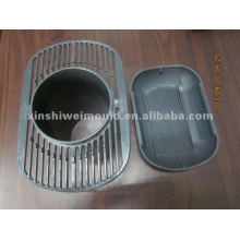 plastic roof vent made by injection mold