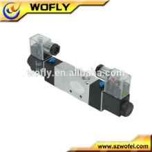 5/2-Wege-Magnetventil 24V DC-Pneumatik-Magnetventil