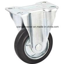Roulette de haute qualité à 6 pouces avec roulette en caoutchouc en acier, style Janpanese