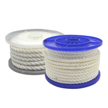 Top Sale Amazon High Quality Multi Color pp rope polypropylene plastic rope pp ropes