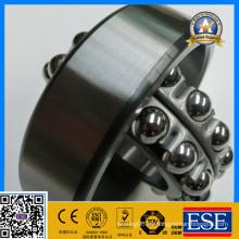 Rodamiento de bolas autoalineable de venta caliente 1214k 70X125X24mm