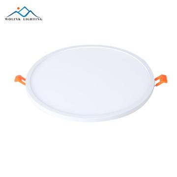 A superfície ultra fina da venda quente de 30w Wolink montou o alojamento conduzido rgbw da luz de painel da espiga
