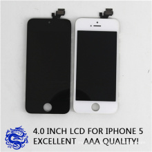 2016 New Arrival Tianma LCD for iPhone 5 LCD, Low Price for iPhone 5 LCD Screen