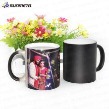 Hot Sale DIY matte finished magic mug wholesale price