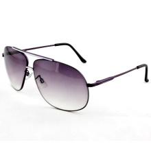 Women′s High Quality Fshion Polarized Metal Sun Glasses (14234)