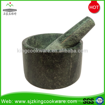 China fornecimento direto da fábrica Granito barato pedra almofariz e pilão