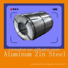 Alu-Zink-Stahl für Bedachungen, konkurrenzfähiger Preis, gute Qualität