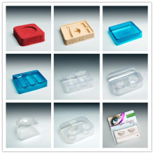 Thermoformed Cosmetic Plastic Blister Tray