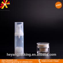 Transparente 30ml PP Airless Flasche auf Lager