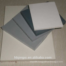 Colored PVC Rigid Plastic Sheet / Board