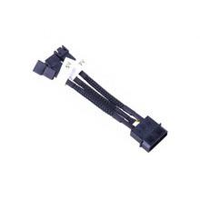 4pin Molex Sleeved ao cabo do ventilador 3pin