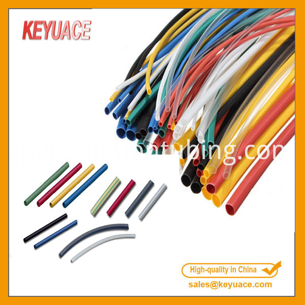 Colorful Heat Shrink Tubing Kit