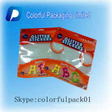 Heat seal Candy bag/stand up pouches food grade for candy