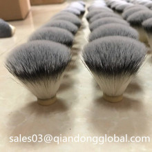 Fan Shape 22mm Synthetic Shaving Brush Knot