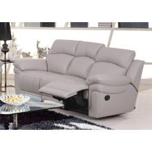 Living Room Genuine Leather Sofa (848)