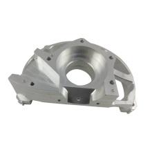 Service d'usinage CNC personnalisé de pièces d'engrenage en aluminium CNC